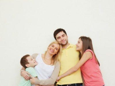 Los abrazos y el desarrollo de los niños