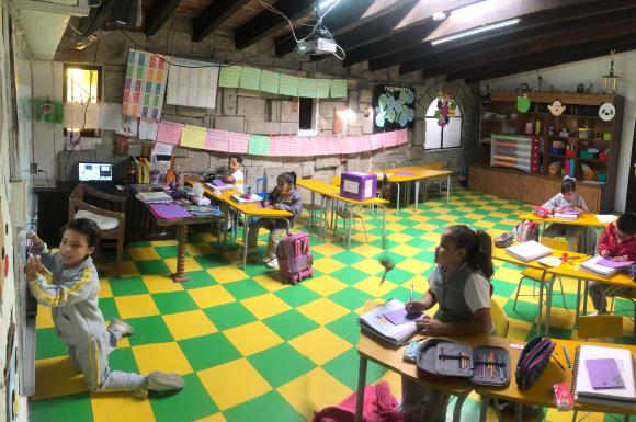 Nuestro colegio - actividades Tajín